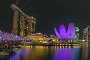 Third Stop – Marina Bay